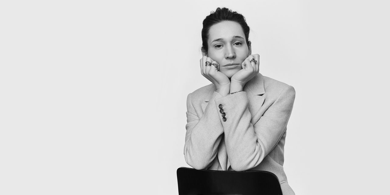 Zofia Chylak - the designer